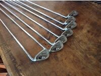 Set of used Ping I3 plus irons plus irons for sale 4to sw