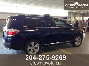2012 TOYOTA HIGHLANDER SPORT V6 AWD! LOCAL TRADE IN, SERVICE WI