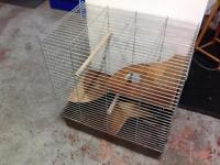 Large second hand Rat/Degu/Chinchilla cage.