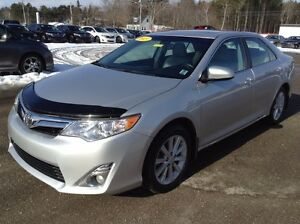 2013 Toyota Camry XLE   ONLY $153 BIWEEKLY 0 DOWN!