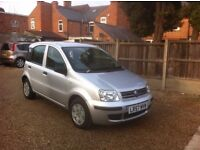 FIAT PANDA 2007 Manual,Petrol Silver 1.2 Dynamic 5dr, FULLY SERVICED, FULL SERVICE HISTORY