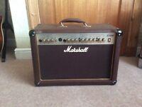 MARSHALL AS 50R Soloist 50Watt Acoustic Guitar Amp