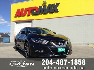 2016 Nissan Maxima SL *Sunroof/Adaptive Cruise/Navigation* $218