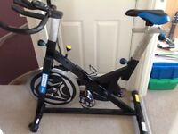 Pro fitness JX spinning excercise bike