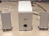 Advent Speakers and sub woofer