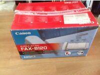 Cannon Bubble Jet Fax - B130