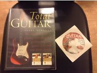 Guitar Instructional book and DVD for beginners