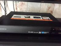 Sony smart 3D Blu-ray player