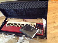Clavia Nord Lead 2x Synthesizer with hard case