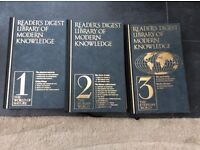 Readers Digest library of modern knowledge