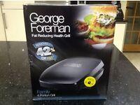 NEW Georgeforeman grill