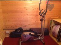 Charles Bentley Fitness Elliptical Cross Trainer