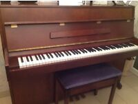 Astor Piano, immaculate condition, as new, from pet free smoke free home.