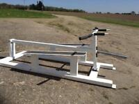 Plate Loaded Commercial T-Bar Row (Delivery Available)