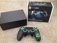 Optic Stealth Scuf Infinity controller for PS4