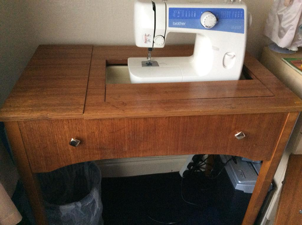 Brother Sewing Machine/ Cabinet | in Kettering, Northamptonshire ...
