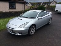 Toyota celica 1.8 sell or swap
