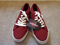 Brand new with tags unworn EASTPAK sneakers size 39/6