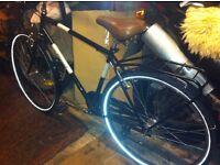 Upgraded Real Classic / Dawes Diploma Gents Bike