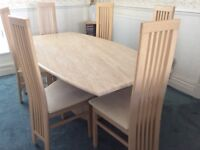 Marble furniture for sale. Immaculate condition.
