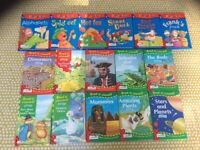 Children's learning to read books