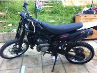 Yamaha WR 125 R £1100