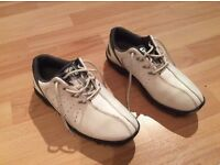 Footjoy junior golf shoes UK size 3