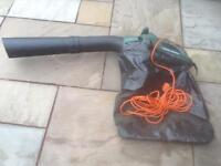 Black & Decker leaf vacuum/Shredder