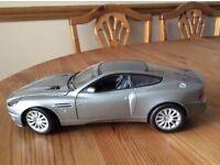 James Bond Aston Martin model car