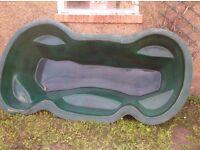 Fibreglass Garden Pond
