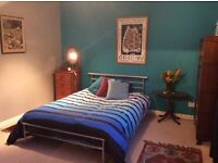 Fabulous double bedroom in lovely friendly house, home from home