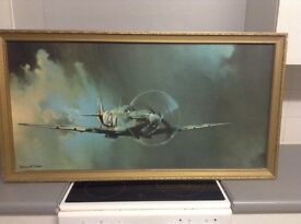 Large spitfire picture
