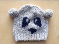 VGC Bear Woollen Beanie Hat (One Size)