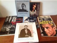 James Dean Books, Various, includes Mutant King Biography