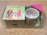 Memo Paper Cube and Mug Set - make lovely gift (see ALL photos)