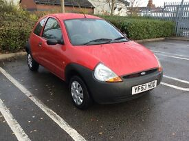 Ford KA 1.3L, Long MOT LOW MILEAGE