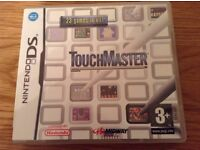 Touchmaster Nintendo DS Game