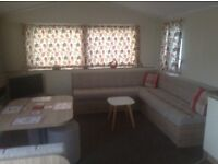 3 BEDROOM 6BERTH CARAVAN FOR HIRE/RENT/LET RHYL NORTH WALES