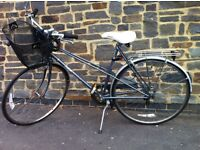 Raleigh Rhapsody town bike incl delivery
