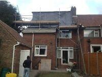 Rooftop loft conversions