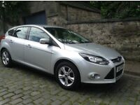 EYE CATCHING NEW SHAPE FORD FOCUS WITH VERY LOW MILEAGE AND FULL SERVICE HISTORY A STUNNING CAR!