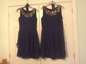 Two COAST dresses