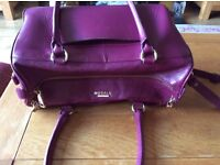 Modalu genuine leather handbag Only £20