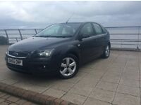 2005 '55, * FORD FOCUS 1.6 *ZETEC CLIMATE * F/S/H* M.O.T* 85K MILES , GOOD CONDITION