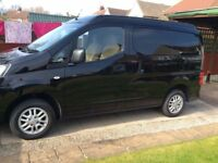 Nissan NV200 campervan with new conversion - 2012