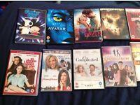 DVD BUNDLE 18 DVDS