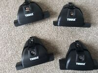 Foot pack for MK2 Nissan X Trail