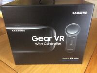 Samsung SM-R325 Gear VR Virtual Reality Headset with Controller
