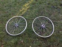 Bike wheels 26 inch
