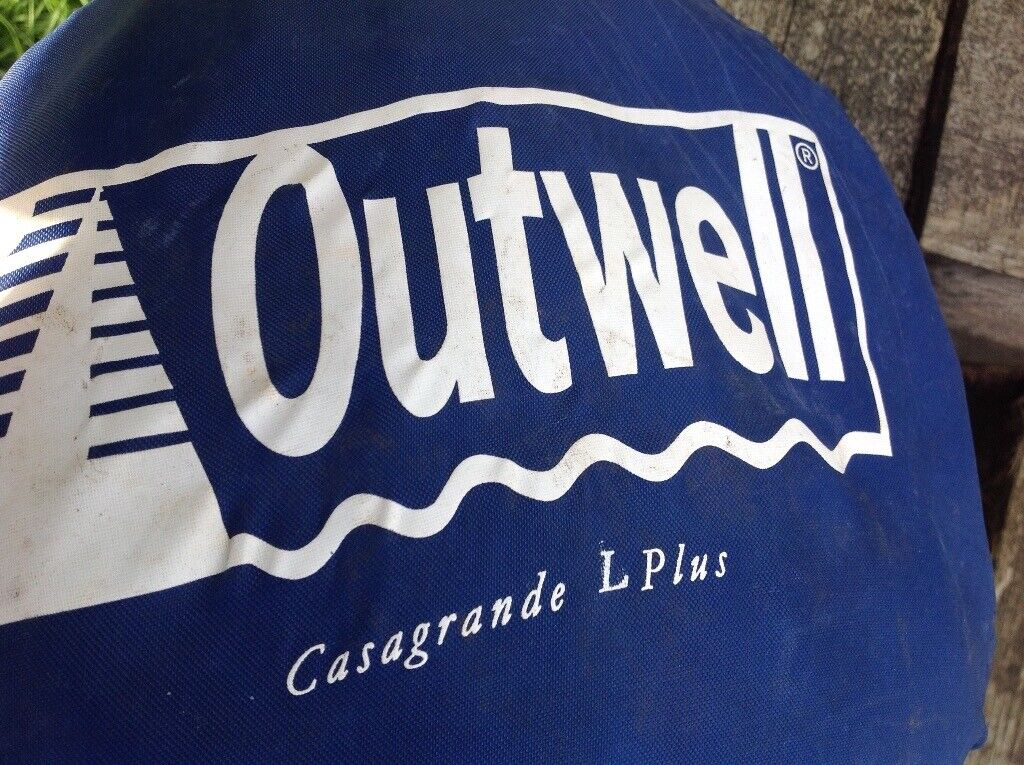 Outwell Casa Grande Plus 4 Man Tent In Glenrothes Fife